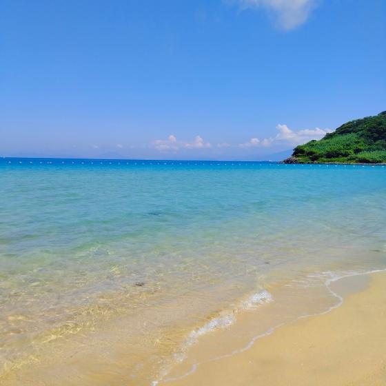 相賀の浜 写真 画像 美しい きれい