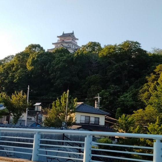 佐賀県 唐津城 写真 画像