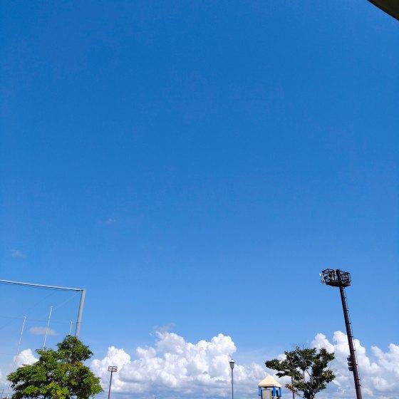 青空 晴天 写真 画像 青い空 気持ち良い スカイブルー