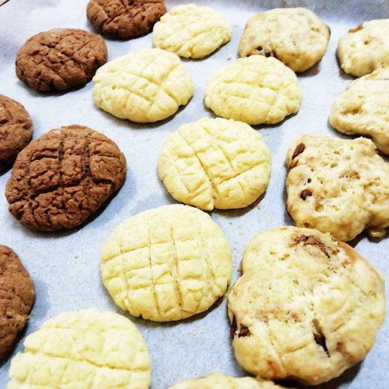 クッキー ホットケーキミックス 写真 画像 子供 手作り おいしい