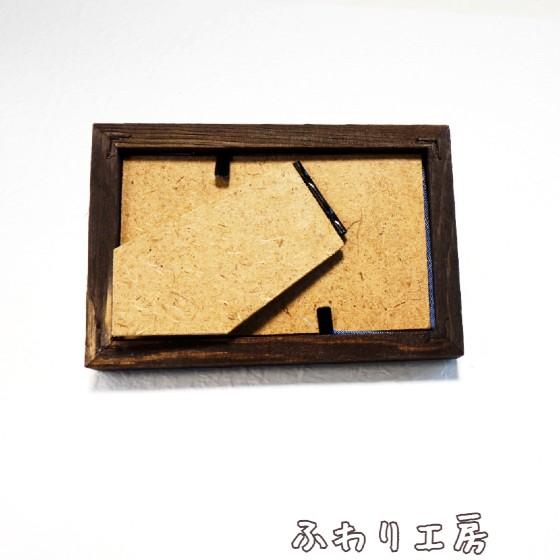 刺繍 フォトフレーム 写真 ハンドメイド 画像