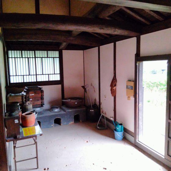 横武クリーク公園 葦辺の館 写真 画像 佐賀県 土間