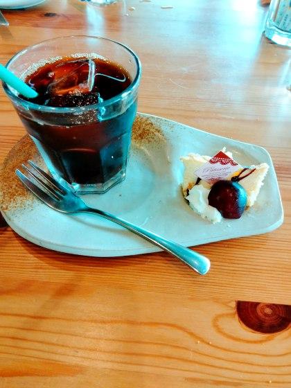 ベジレス vege res  デザート スイーツ ランチ 八女 福岡県 ランチセット コーヒー ケーキ