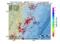 地震震源マップ:2017年01月09日 17時23分 福島県沖 M2.5