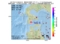 地震震源マップ:2017年01月14日 08時59分 渡島地方西部 M2.6