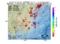 地震震源マップ:2017年01月14日 13時01分 茨城県南部 M2.5