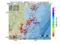 地震震源マップ:2017年01月15日 03時32分 福島県沖 M2.8
