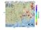 地震震源マップ:2017年01月17日 10時36分 山梨県中・西部 M2.7