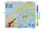 地震震源マップ:2017年01月17日 13時59分 伊予灘 M3.2
