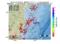 地震震源マップ:2017年01月19日 13時09分 福島県沖 M2.8