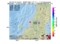 地震震源マップ:2017年01月19日 14時30分 新潟県下越沖 M2.9