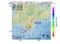 地震震源マップ:2017年01月19日 15時34分 十勝地方中部 M2.8