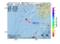 地震震源マップ:2017年01月19日 16時11分 薩摩半島西方沖 M3.0