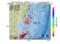 地震震源マップ:2017年01月22日 00時55分 宮城県沖 M2.5