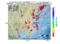 地震震源マップ:2017年01月23日 21時00分 茨城県南部 M2.5