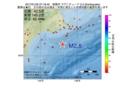 地震震源マップ:2017年01月25日 07時18分 釧路沖 M2.5
