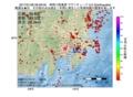 地震震源マップ:2017年01月26日 06時29分 神奈川県東部 M2.5