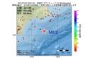 地震震源マップ:2017年01月27日 03時31分 釧路沖 M3.2
