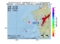 地震震源マップ:2017年01月27日 07時51分 五島列島近海 M2.9