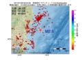地震震源マップ:2017年01月29日 00時54分 茨城県沖 M2.6