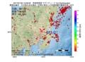 地震震源マップ:2017年01月30日 19時28分 茨城県南部 M3.0
