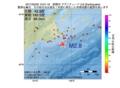 地震震源マップ:2017年02月02日 10時01分 釧路沖 M2.8