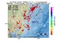 地震震源マップ:2017年02月02日 10時46分 茨城県沖 M3.3