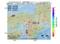 地震震源マップ:2017年02月06日 04時43分 兵庫県南東部 M3.0