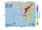 地震震源マップ:2017年02月06日 05時54分 天草灘 M2.6