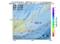 地震震源マップ:2017年02月06日 06時26分 国後島付近 M2.9