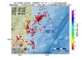 地震震源マップ:2017年02月06日 19時38分 茨城県沖 M2.8