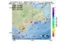 地震震源マップ:2017年02月06日 21時00分 釧路地方中南部 M2.7