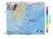 地震震源マップ:2017年02月07日 16時27分 大隅半島東方沖 M2.6