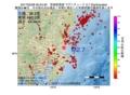 地震震源マップ:2017年02月08日 00時54分 茨城県南部 M2.7