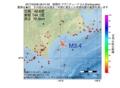 地震震源マップ:2017年02月08日 08時47分 釧路沖 M3.4