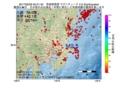 地震震源マップ:2017年02月09日 02時21分 茨城県南部 M2.5