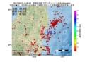 地震震源マップ:2017年02月10日 14時26分 茨城県北部 M2.5