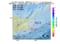 地震震源マップ:2017年02月11日 09時36分 国後島付近 M3.0