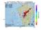 地震震源マップ:2017年02月16日 09時23分 天草灘 M2.9