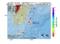 地震震源マップ:2017年02月17日 02時10分 大隅半島東方沖 M2.5