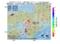 地震震源マップ:2017年02月17日 11時41分 大阪府北部 M3.0