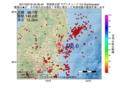 地震震源マップ:2017年02月18日 20時36分 茨城県北部 M3.0