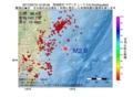 地震震源マップ:2017年02月19日 10時33分 茨城県沖 M2.6