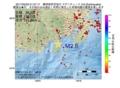 地震震源マップ:2017年02月20日 01時57分 静岡県伊豆地方 M2.8