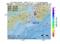 地震震源マップ:2017年02月20日 02時36分 四国沖 M2.6