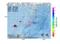 地震震源マップ:2017年02月20日 07時29分 奄美大島北東沖 M3.1