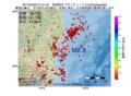 地震震源マップ:2017年02月23日 01時51分 茨城県沖 M2.8