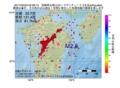 地震震源マップ:2017年02月23日 02時08分 宮崎県北部山沿い M2.8