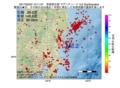 地震震源マップ:2017年02月24日 10時11分 茨城県北部 M3.2