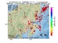 地震震源マップ:2017年02月26日 05時11分 茨城県南部 M4.2